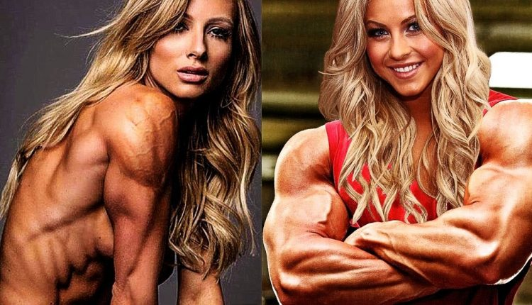 Beautiful Bodybuilder Women
