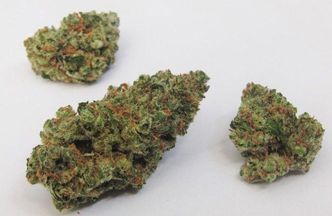 calming marijuana strains