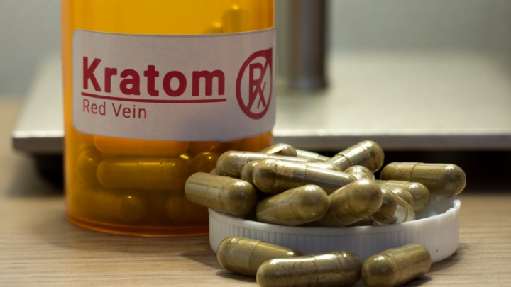 Kratom produces
